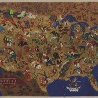 William Gropper's America, Its Folklore
