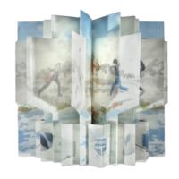 Layered Places: Artists' Books by Kyoko Matsunaga