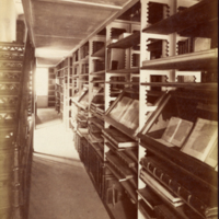 The Old Library Stacks