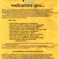 Camp Trans Flyer