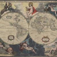 Nova Delineatio Totius Orbis Terrarum