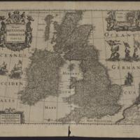 Magnae Britanniae et Hiberniae Tabula