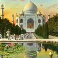 Taj Mahal, Shah Jahan (architect), 1648