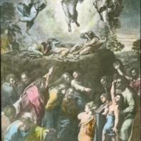 Transfiguration, Raphael, 1518-20