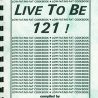 Live to be 121! Low-Fat/No-Fat Cookbook