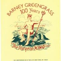 Barney Greengrass: the Sturgeon King