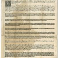 Wehrordnung, herausgegeben vom Rat der Stadt Augsburg, 9 Feb. 1499