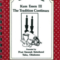 Kum Essen III:  The Tradition Continues