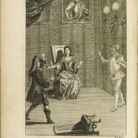 The works of Mr. William Shakespear... (1709); [Hamlet plate]