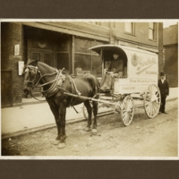 Goebel's Brewing Co. delivery wagons (no. 42.2)
