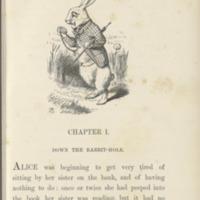 Alice's adventures in Wonderland (1866), [p.1]