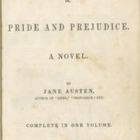 Elizabeth Bennet; or, Pride and prejudice : a novel