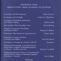 Michigan Journal of Gender and Law, Vol. 1