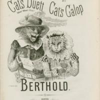 Cat's Duett and Cat's Galop