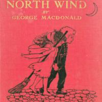 At the back of the north wind, [cover]