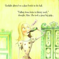 """Alice in Wonderland (2007),  [""""Drink Me""""]"""