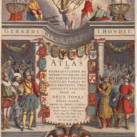 Mercator-Hondius Atlas of 1633 image 1