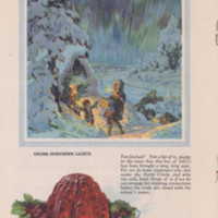 Jell-O, America's most famous dessert, at home everywhere (1922); p. 7