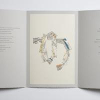 Dan Pagis (1930–1986). No. 3 of 15 copies.