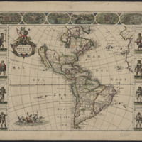 Nova Totius Americae Descriptio<br />