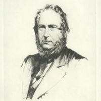 Henry Philip Tappan [from a dry plate etching] image 1