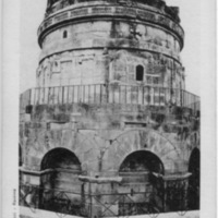 Dintorni di Ravenna - Mausoleo di Teodorico (parte posteriore).