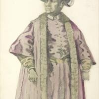 [Costume design for Othello]