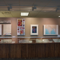 Mother India Exhibit Section