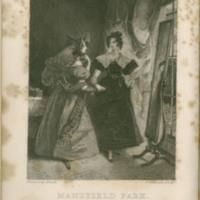 Mansfield Park : a novel