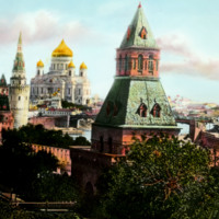 View of the Kremlin