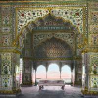 Diwan-i-Khas (part of the Red Fort), Shah Jahan (architect), 1639