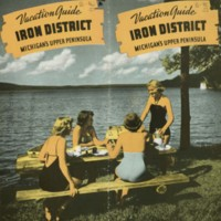 Vacation Guide Iron District Michigan's Upper Peninsula