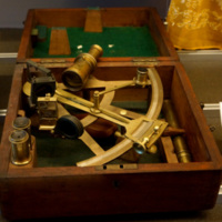 English Sextant image 1