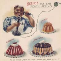 Hello? Jell-O, the dainty dessert (1910?); p. [14]