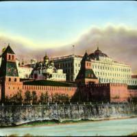 Walls of Kremlin, Antonio Gilardi, Marco Ruffo, Pietro Antonio Solari, and Aliosio de Carcano (architects), 1485-95