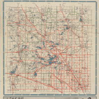 Official Highway Map of Oakland County, Michigan