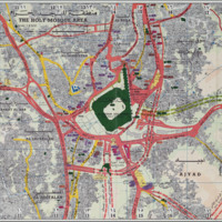 Map and Guide of Makkah al Mukarramah and Holy Places