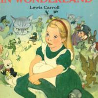 Alice in Wonderland (1957), [cover]