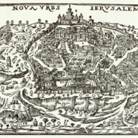 The Holy Land in Old Prints and Maps