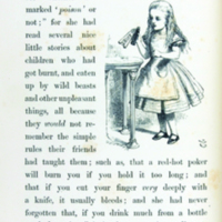 Alice's adventures in Wonderland (1866), p. 10