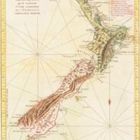 Carte de la N. Zelande