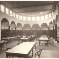 The Old Library, Upper Reading Room after 1883