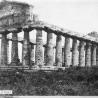 Pesto- Tempio di Cesare.