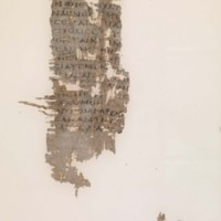 Odyssey. Book 22. 226-241 (P. Mich. Inv. 1220) image 1