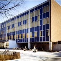 Undergraduate Library Exterior