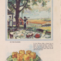 Jell-O, America's most famous dessert, at home everywhere (1922); p. 13