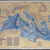 The Mediterranean Seafloor