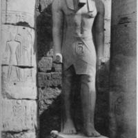 Luxor Temple- Statue of Ramses II. -L.L.