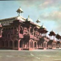 Akbar's Tomb, Jahangir (architect), 1605-13