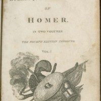 A Burlesque Translation of Homer